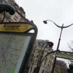 Como moverse por París con transporte público