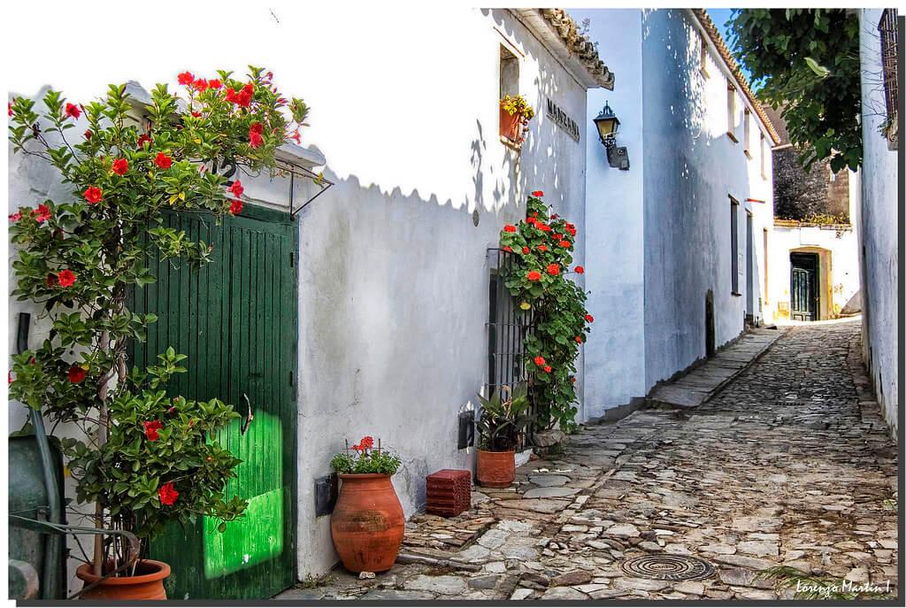 Calle de Castellar de la Frontera