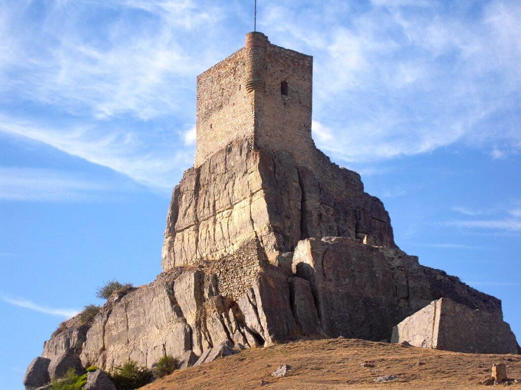 Increíble Castillo de Atienza