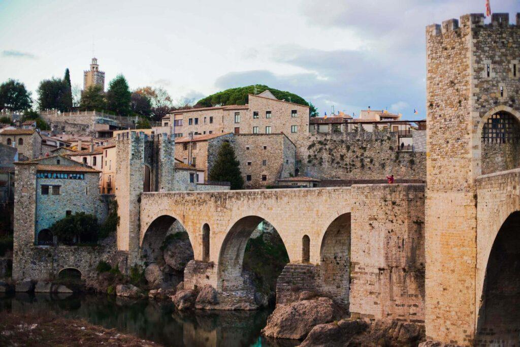 Hermoso Puente de Besalú